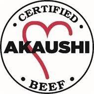 Certified Akaushi Beef